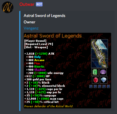 Outwar | Browser Based MMORPG - No Download